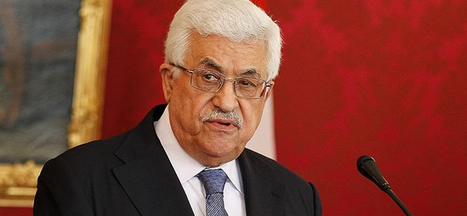 """""""Abbas Yönetimi İsrail'e Yönelik Eylemlerin %40'ını Engelledi"""""""