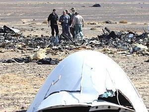Rusya: Yolcu Uçağı 'Bomba Patlaması' Sonucu Düştü