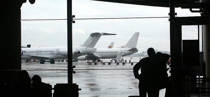 Suudi Arabistan İsrail'e Hava Sahasını Kapattı