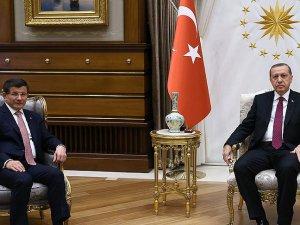 Hükümeti Kurma Görevi Davutoğlu'nda