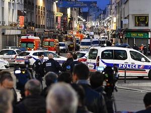 Fransa'da Bir Kadın Üzerindeki Bombayı Patlattı