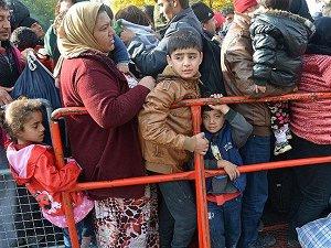 """""""Mülteciler Günah Keçisi Olmamalı"""""""