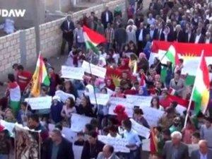 ENKS Halkı PYD'ye Karşı Meydana Çağırdı
