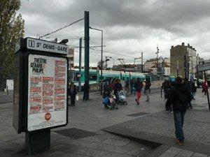 Paris Banliyösü Saint Denis'te Halk Soruyor: Ya Suriye?
