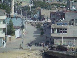 PKK Nusaybin'de Halkı Evlerinden Çıkartıyor