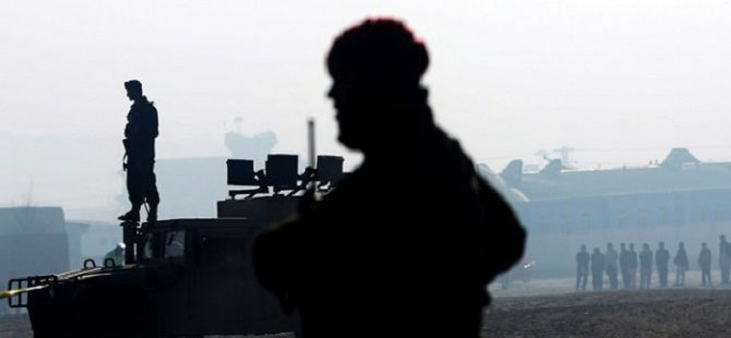 Taliban Afganistan'da Bir İlçeyi Ele Geçirdi