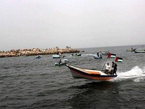 Gazze'de Balıkçılık İşgalci İsrail'in Ağlarına Takılıyor!
