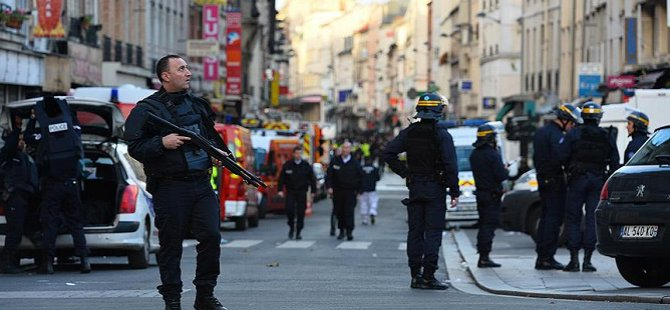Paris'teki Operasyonda Abdelhamid Abaaoud Öldürüldü