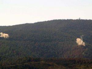Esed Birlikleri Türkmendağı'na Karadan Saldırıya Başladı!