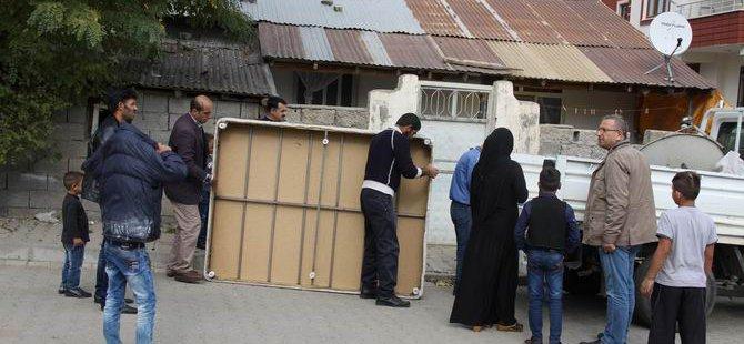 Bingöl'de 'Suriyelilere Ensar Olalım' Kampanyası
