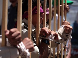 40 Filistinli Kadın İsrail Hapishanelerinde