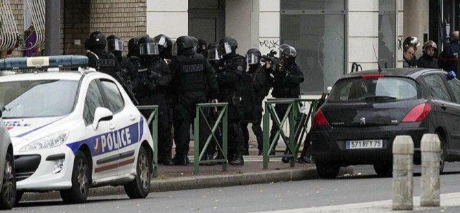 """Fransa'da """"Büyük Gözaltı"""" ve Polis Operasyonları"""