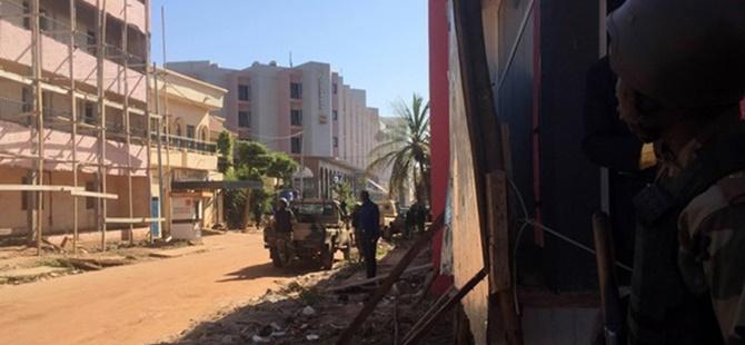 Mali'de Rehine Krizi: 170 Kişi Rehin Alındı