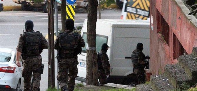 PKK'nın İstanbul Sorumlusu Yakalandı