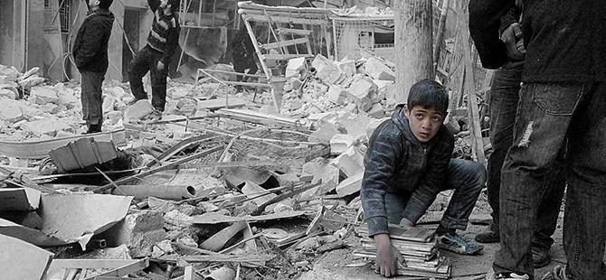 """""""250 Milyon Çocuk Çatışma Bölgelerinde Yaşıyor"""""""