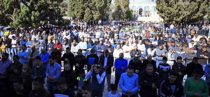 İşgal Altındaki Kudüs'te Filistinli Nüfusu 419 Bin