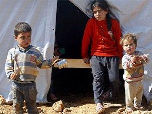 Lübnan'daki Mülteciler Borçlanarak Yaşıyor