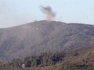 8 Koldan Saldırıya Uğrayan Türkmen Dağı Düştü