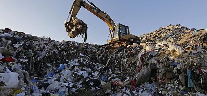 Lübnan'daki Çöp Dağları Halkı Endişelendiriyor!