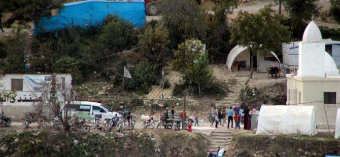 '1500 Türkmen Sınırda Bekliyor'
