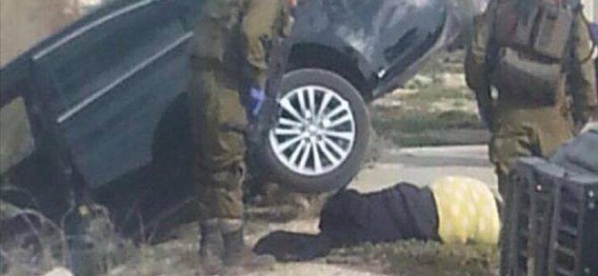 Yahudi Yerleşimci Filistinli Kızı Ezerek Öldürdü