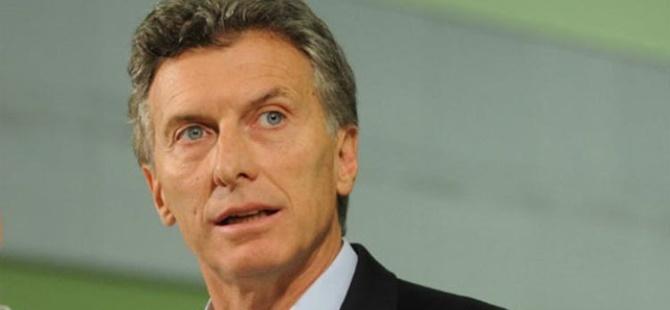 Arjantin'in Yeni Devlet Başkanı Mauricio Macri Oldu