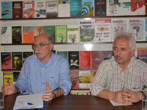 Amasya Özgür-Der'de Gündem Değerlendirildi