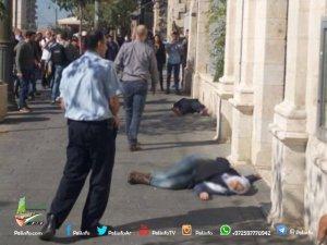 Filistinli 2 Genç Kızdan Biri Şehit Oldu, Biri Yaralandı