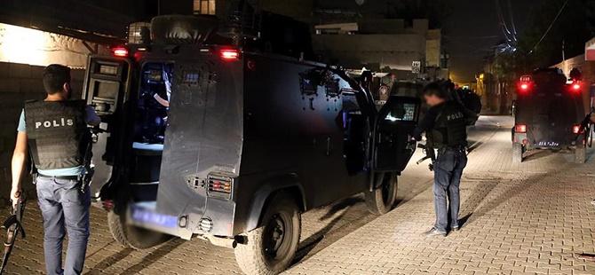 Diyarbakır'da Polise Saldırı Girişimi!