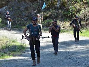 Suriye'de Türkmenler Karşı Saldırıya Geçti