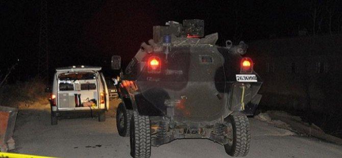 Polis Aracına Silahlı Saldırıyla İlgili 17 Gözaltı