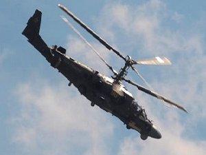 Kayıp Helikopterin Parçaları Bulundu