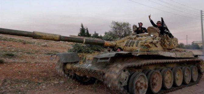 Kızıldağ Türkmenlerin Kontrolüne Geçti