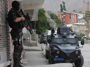 İdil'de PKK Operasyonu