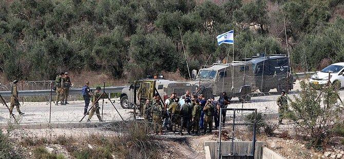 El-Halil'de Vurulan Filistinlinin Yaralı Olduğu Ortaya Çıktı