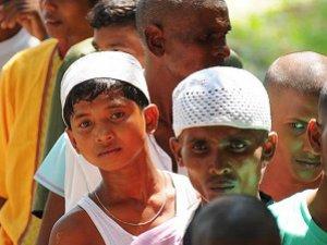 Myanmar'da Müslümanlara Ayrımcılık
