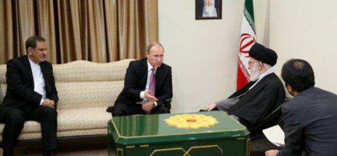 Esed'i Rusya ve İran Ayakta Tutuyor!