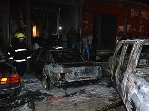 Irak'taki Saldırılarda 12 Kişi Hayatını Kaybetti