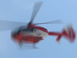 Rusya'ya Ait Bir Helikopter Düştü: 15 Kişi Hayatını Kaybetti