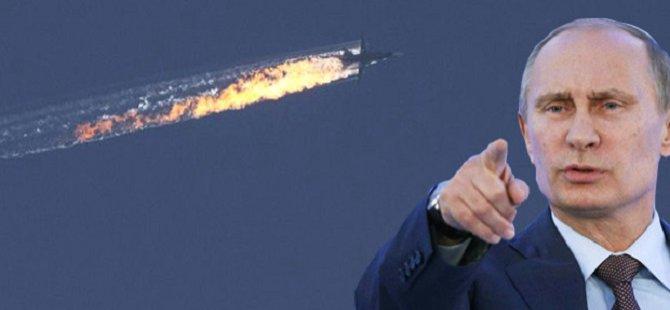 Rusya Ateşle Oynayınca...