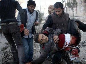 Rusya Güçleri İdlib'de Sivilleri Katlediyor!