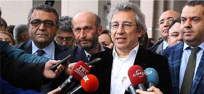 Dündar ve Gül'ün Tutukluluğuna İtiraz Reddedildi
