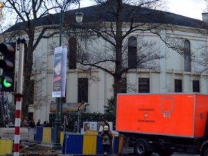Brüksel'de Camide Şarbon Paniği