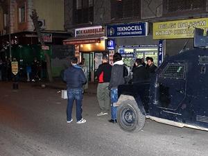Diyarbakır'da Polise PKK Saldırısı: 3 Polis Yaralandı!