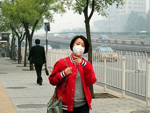 Çin Hava Kirliliğiyle Mücadele Ediyor