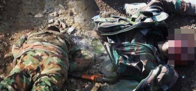 Türkmen Dağındaki İran Askerleri Böyle Öldürüldü