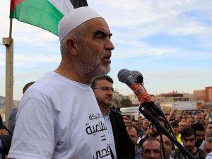İsrail'den Raid Salah'a Yasak Zulmü
