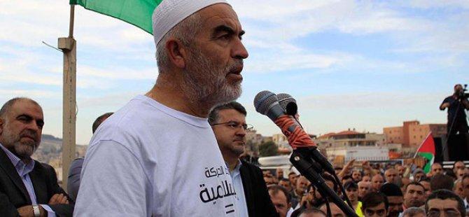 Raid Salah'ın Kudüs'e Giriş Yasağı Uzatıldı