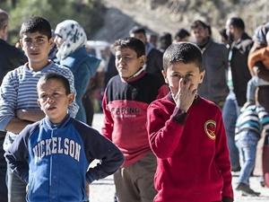 Bayırbucaklı Türkmenlerin Türkiye'ye Geçişi Sürüyor