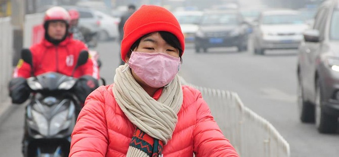 Pekin'de Alarm Seviyesi Yükseltildi: Okullar Tatil Edildi